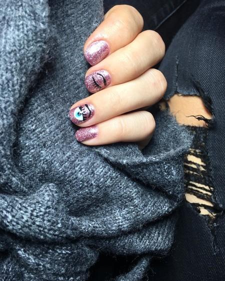Las uñas a lo Chiara Ferragni, el último fenómeno viral de la blogger en Instagram