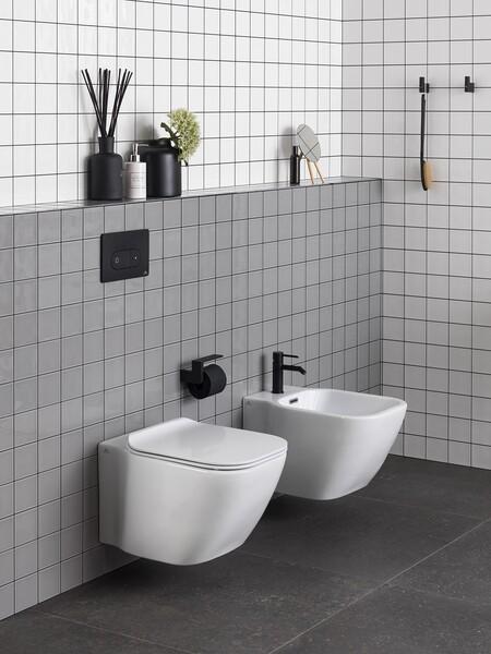 Inodoros para que el baño parezca más grande