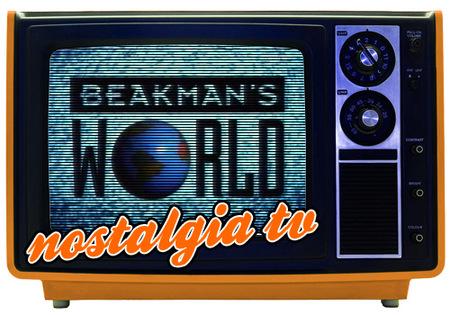 'El Mundo de Beakman', Nostalgia TV