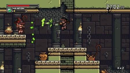 Ya disponible la versión final de Mercenary Kings, el Metal Slug de Tribute Games