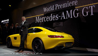 Confirmado el Mercedes-AMG GT Black Series