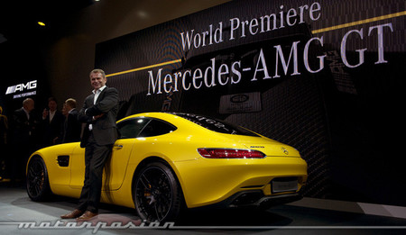 Confirmado el Mercedes-AMG GT Black Series