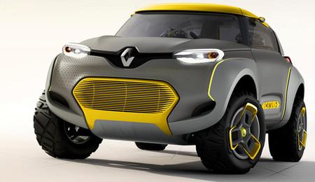 Renault estudia un crossover más pequeño que el Captur