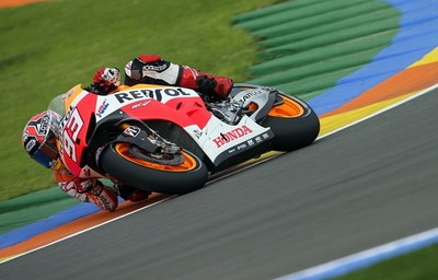 MotoGP Valencia 2013: Álex Rins, Marc Márquez y Pol Espargaró lideran los entrenamientos cronometrados