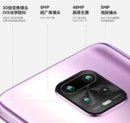 Xiaomi Redmi 10x Pro Oficial Camaras