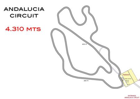Almería contará con un segundo circuito, el de Andalucía, y además diseñado por Tito Rabat