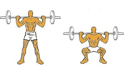 Guía para principiantes (XLV): Sentadillas o squats con piernas separadas