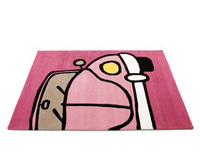 Las alfombras de Cállate la Boca y KP