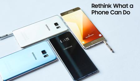 Samsung no reparará ni reconstruirá los Note 7 devueltos, los desechará