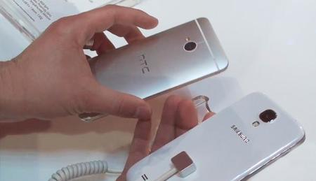 El Galaxy S4 es más de lo mismo: HTC
