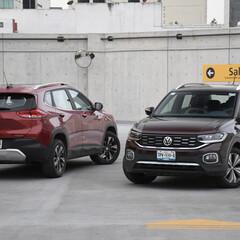 Foto 9 de 29 de la galería chevrolet-tracker-vs-volkswagen-t-cross-comparativa en Motorpasión México