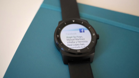 Lg G Watch Notificaciones