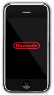 Juegos de Nintendo en el iPhone