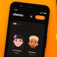 Así es Stereo, la alternativa a Clubhouse que está disponible tanto en Android como en iOS