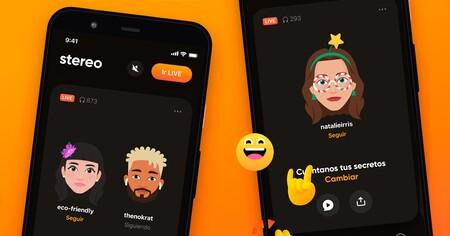 Así es Stereo, la alternativa a Clubhouse que está disponible tanto en Android como en iOS