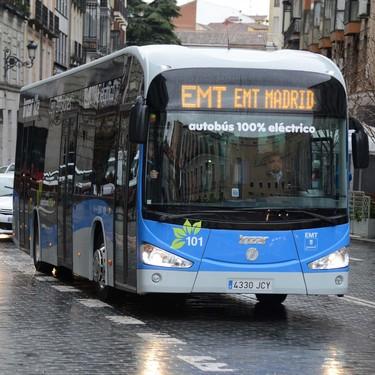 Las ciudades españolas se 'suben' al bus eléctrico: así es cómo están renovando (y prometen renovar) sus flotas