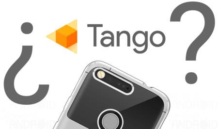 ¿Son sensores de realidad aumentada Tango lo que esconden los próximos Nexus (o Pixel) de Google?
