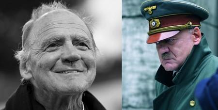 Muere Bruno Ganz, leyenda de la interpretación y eterno Adolf Hitler de 'El hundimiento'