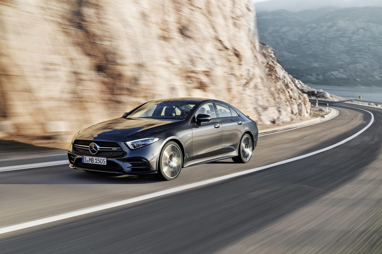 Foto de Mercedes-AMG CLS 53 4Matic+ (5/20)
