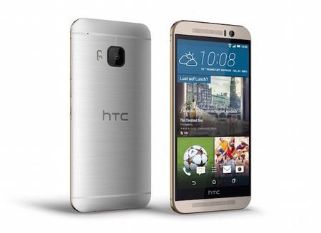El HTC One M9 se filtra por completo días antes de su presentación