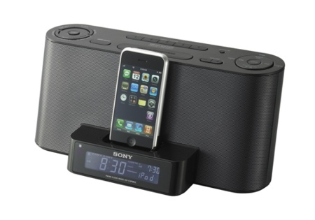 Sony ICF-C1iPMK2, altavoces para iPhone