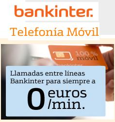 Bankinter móvil se apunta a los 0 céntimos/minuto entre clientes