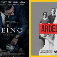 Lista completa de nominados de los Feroz 2019: 'El reino' y 'Arde Madrid' parten como grandes favoritas