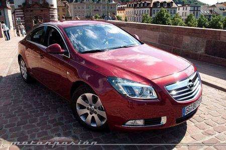 El Opel Insignia actualiza su equipamiento y reduce sus consumos en la versión ecoFLEX