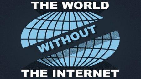 Infografía: ¿Cómo sería el mundo si no existiese Internet?