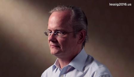 Lawrence Lessig entra en la carrera por la presidencia en EE.UU. ¿un tecnólogo en la Casa Blanca?