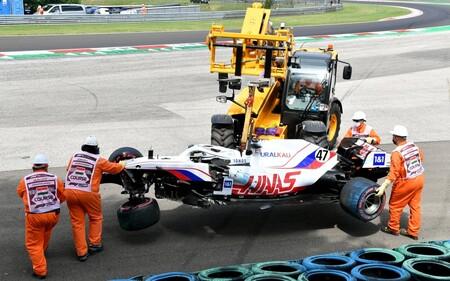Schumacher Hungria F1 2021