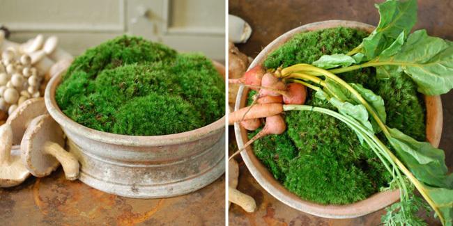 Centro mesa hortalizas - 2