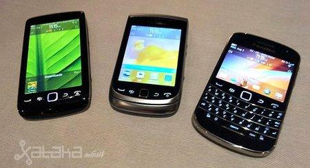 RIM presentó sus nuevos BlackBerry Torch 9810 y 9860