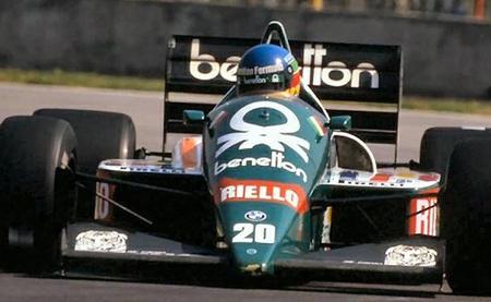 Gran Premio México 1986: la última victoria del motor BMW turbo y la primera de Gerhard Berger