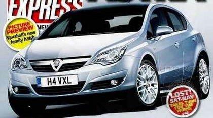 La próxima generación del Opel Astra según AutoExpress