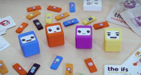 The Ifs: así son los robots para aprender a programar desde los tres años sin pantallas ni cables