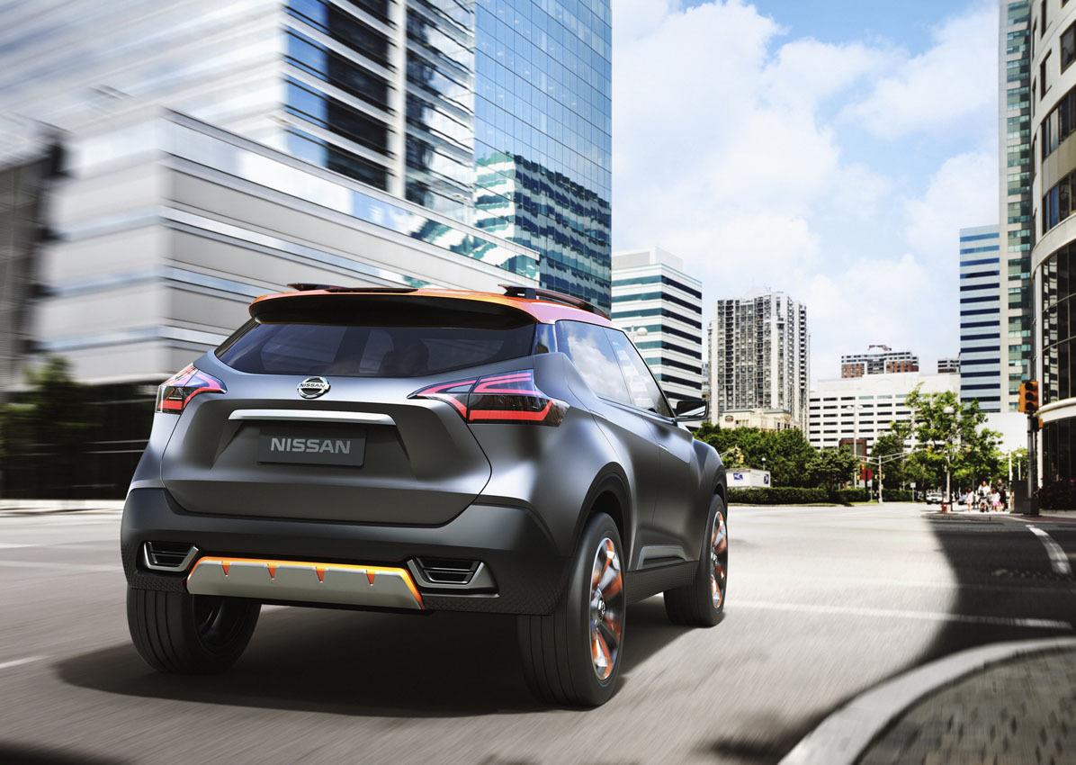 Foto de Nissan Kicks Concept (11/26)