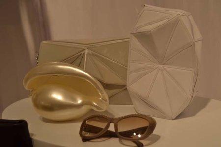 Geometría Chanel colección Primavera-Verano 2012
