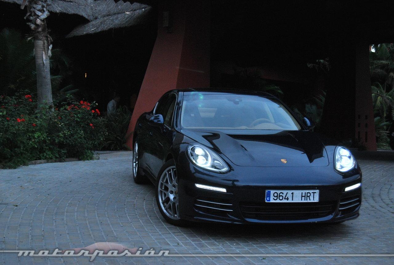 Foto de Porsche Panamera 2014 (presentación) (4/38)
