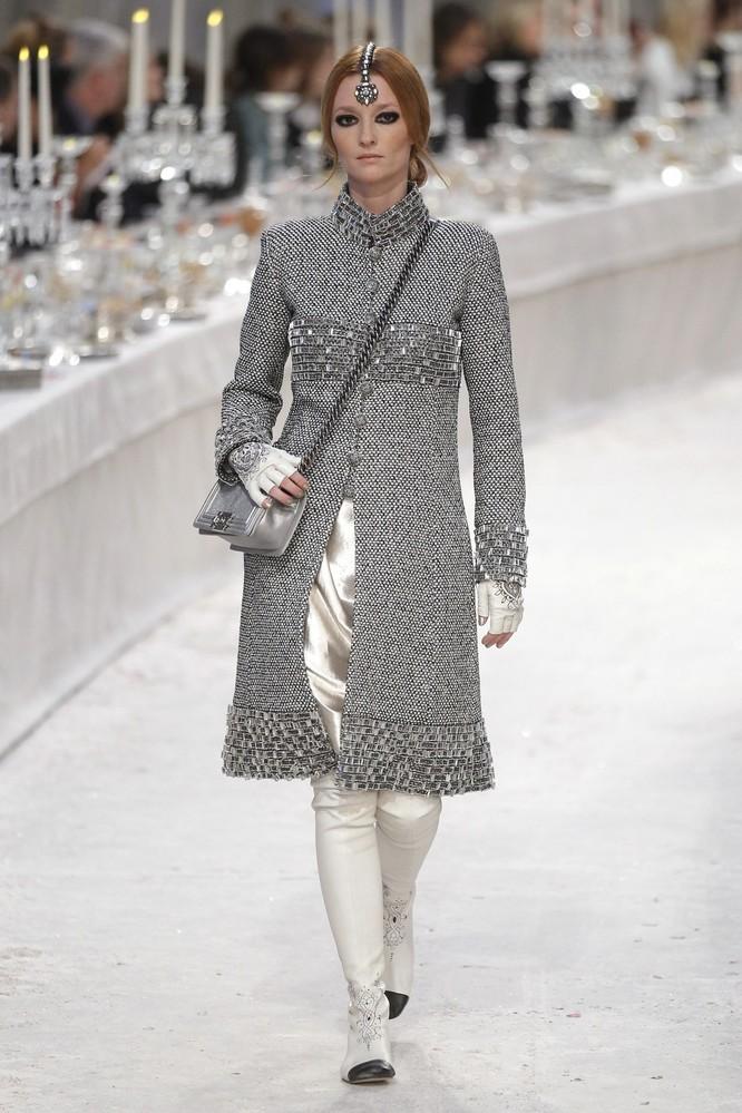 Foto de Cómo se hizo la colección Paris-Bombay de Chanel (16/18)