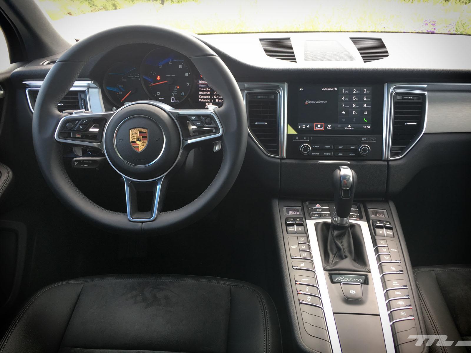 Foto de Porsche Macan (prueba) (11/40)