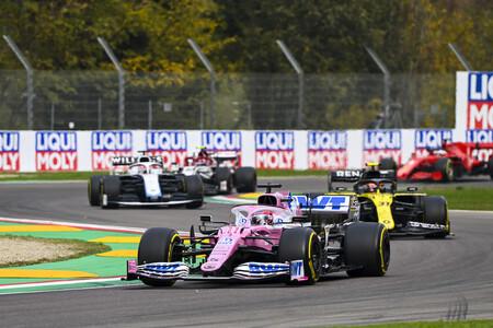 Renault, McLaren y Aston Martin: una batalla milimétrica por 10 millones y estar en el podio de la Fórmula 1