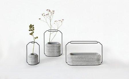 Weight Vases, jarrones realmente minimalistas