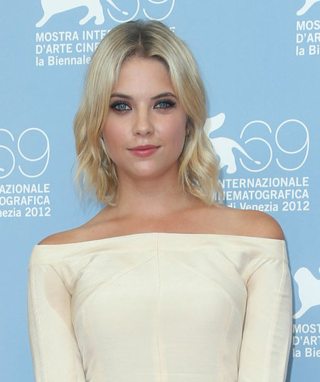 Ashley Benson en el Festival de Venencia 2012