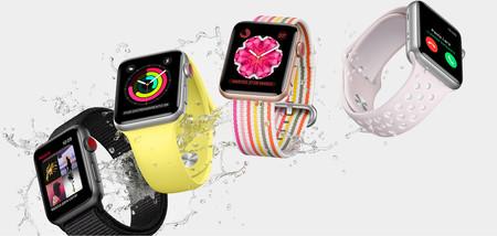 El Apple Watch Series 3 con conexión LTE llegará a México con Telcel y AT&T, este es su precio