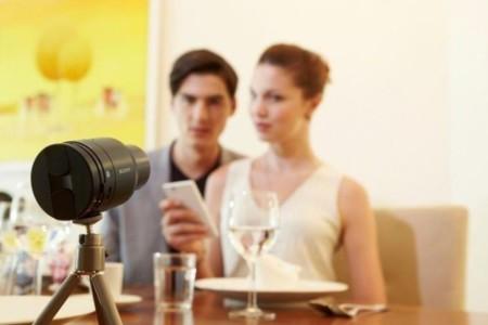 Sony QX10 y QX100: cámaras para pegar (o no) a tu smartphone