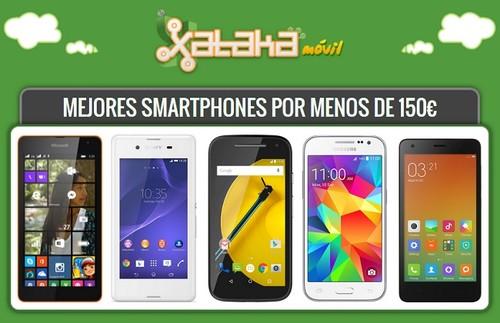 ¿Quieres smartphone nuevo alrededor de 100 euros y quedar satisfecho? Aquí tienes 34 propuestas