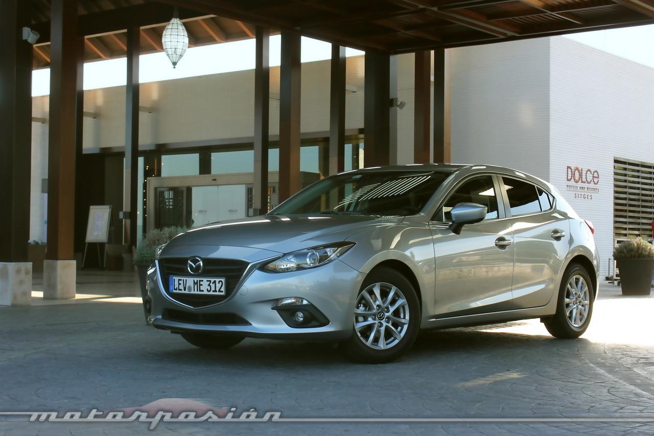 Foto de Mazda3 2013, presentación y prueba (30/61)