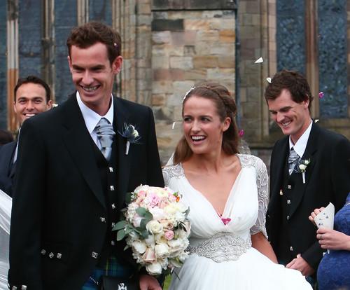 De la boda de Andy Murray, a la de David Arquette, al nacimiento del hijo de Justin Timberlake, ¡no falta de nada!