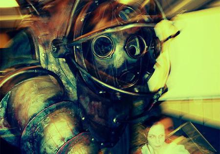 'BioShock', ¿te atreves a construir un Big Daddy a tamaño natural como el suyo?
